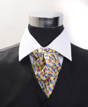 What Ascot Ties Do For A Man Ascot Ties Ascot Ties Review